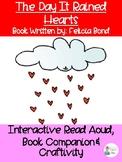 It's Raining Hearts-Interactive Read Aloud, Book Companion