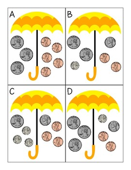 It's Raining Money- Quarters