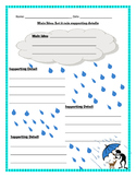 It's Raining Supporting Details [Main Idea/ Supporting Details]