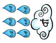 It's Raining Word Families- BUNDLE