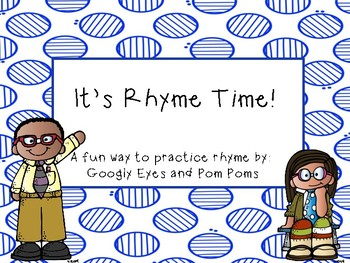 It's Rhyme Time!