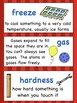 Second Grade NGSS Vocabulary for Your Word Wall
