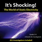 It's Shocking! The World of Static Electricity - All 5 Han