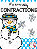 It's Snowing Contractions!