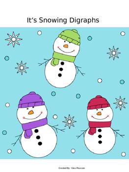 It's Snowing Digraphs