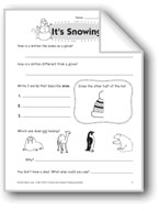 It's Snowing (Thinking Skills)
