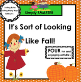 It's Sort of Looking Like Fall!:  SMARTBOARD Sorting Activities