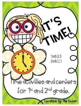 It's Time Bundle!