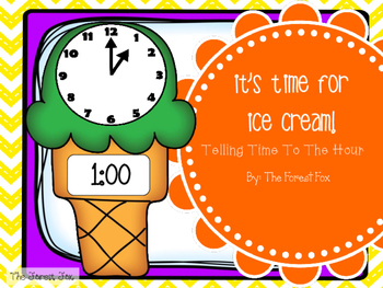 It's Time For Ice Cream!