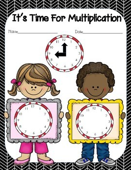 It's Time for Multiplication Clocks