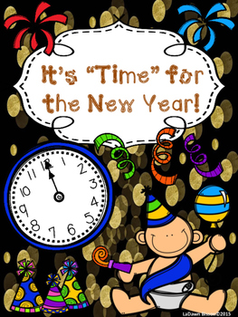 "It's ""Time"" for the New Year!!"