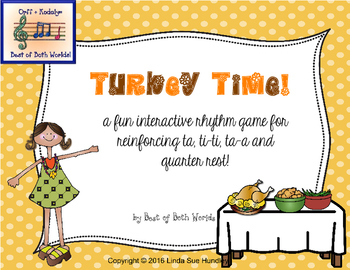 It's Turkey Time!