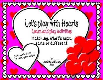 It's Valentine's Day! Let's Play With Hearts
