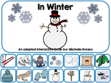 It's Winter Adapted Book (Autism, Special Education, Speech, Early Childhood)
