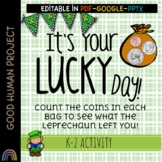 It's Your Lucky Day | Money | Counting Coins | St. Patrick