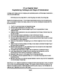 It's a Capital Idea!:  Capitalizing Holidays and Days of Celebration