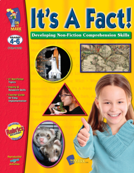 It's a Fact! Developing Non-Fiction Reading Comprehension (Enhanced eBook)