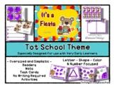 It's a Fiesta - Grow With Me Little Bear Tot School - 1 &
