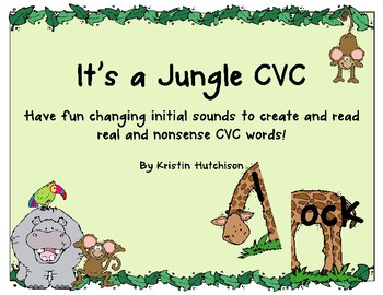 It's a Jungle CVC