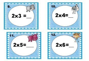 It's a Jungle of Multiplication