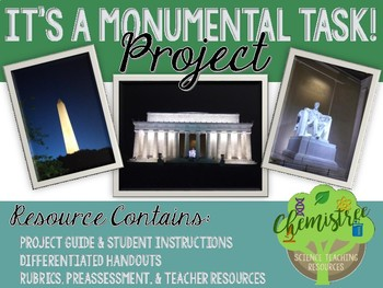 It's a Monumental Task! PBL Project