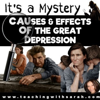 It's a Mystery: The Great Depression Causes and Effects