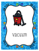 It's a Vacuum!  Not Really - It's the Letter V Go Fish Card Game  ;)