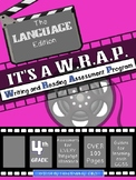 4th Grade Language Assessments: Punctuation, Grammar, Parts of Speech