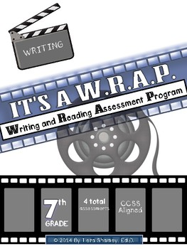Activities/Assessments Writing - 7th grade Informational,