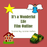 It's a Wonderful Life Detailed Outline for Christmas Lessons