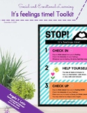 It's feelings time! Toolkit (break-time, self-regulation,