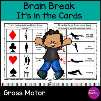 Brain Break It's in the Cards