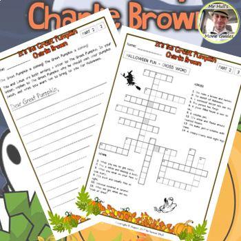 It\'s the Great Pumpkin, Charlie Brown Movie Guide + Activities ...