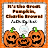 It's the Great Pumpkin, Charlie Brown! {Digital & PDF Included}
