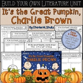 It's the Great Pumpkin, Charlie Brown Build-Your-Own Liter