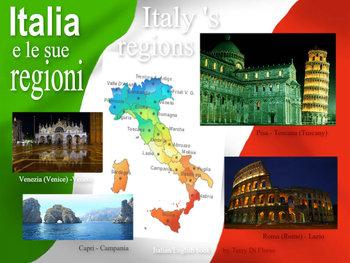 Italia e regioni / Italy's regions