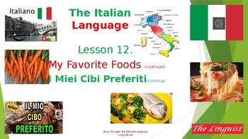 Italian 12