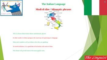 Italian 9