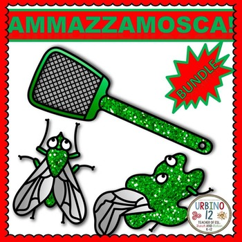 Italian Ammazzamosca! Game BUNDLE