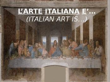 Italian Art Overview