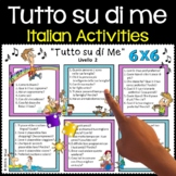 Italian Back to School - Tutto su di me