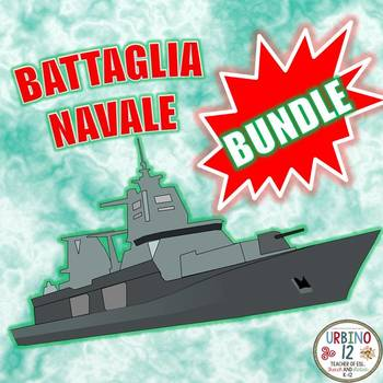 Italian Battleship BUNDLE