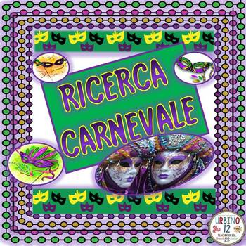 Italian: Ricerca Carnevale