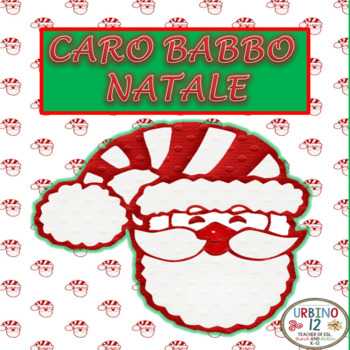 Italian: Caro Babbo Natale...