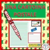 Italian:  Una Cartolina Postale