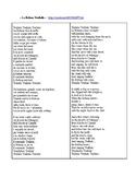 "Italian Christmas Song ""La Befana Trullala"" and Activities"
