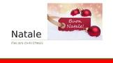 Italian Christmas Vocabulary