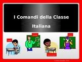 Italian Classroom Commands - I Comandi della classe