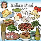 Italian Food Clip Art