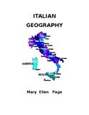 Italian Geography